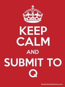 submit to q